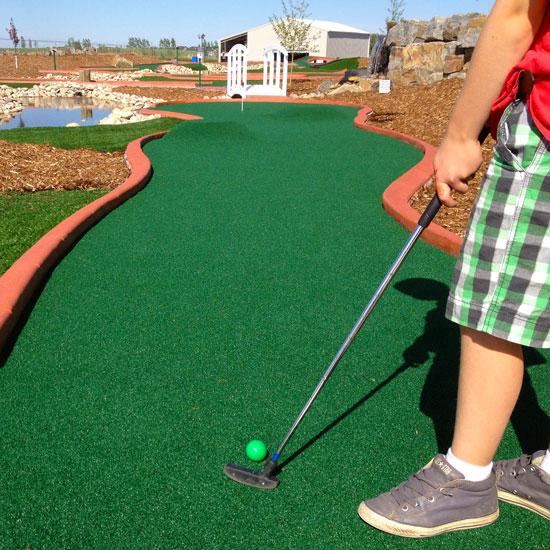 Oasis Greens Mini Golf