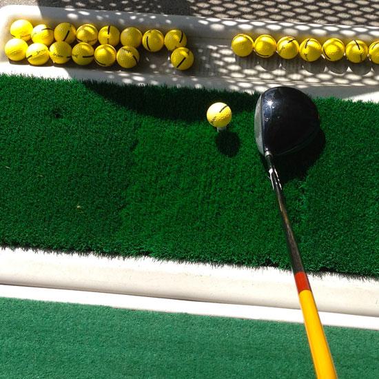 Oasis Greens Golf Swing Analysis