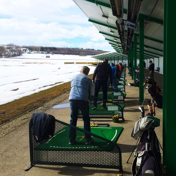 Oasis Golf Centre